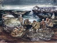 рыбацкий промысел на Байкале