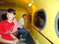 Байкальский лимнологический музей, погружение на дно Байкала