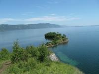 озеро Байкал, мыс Шаманский
